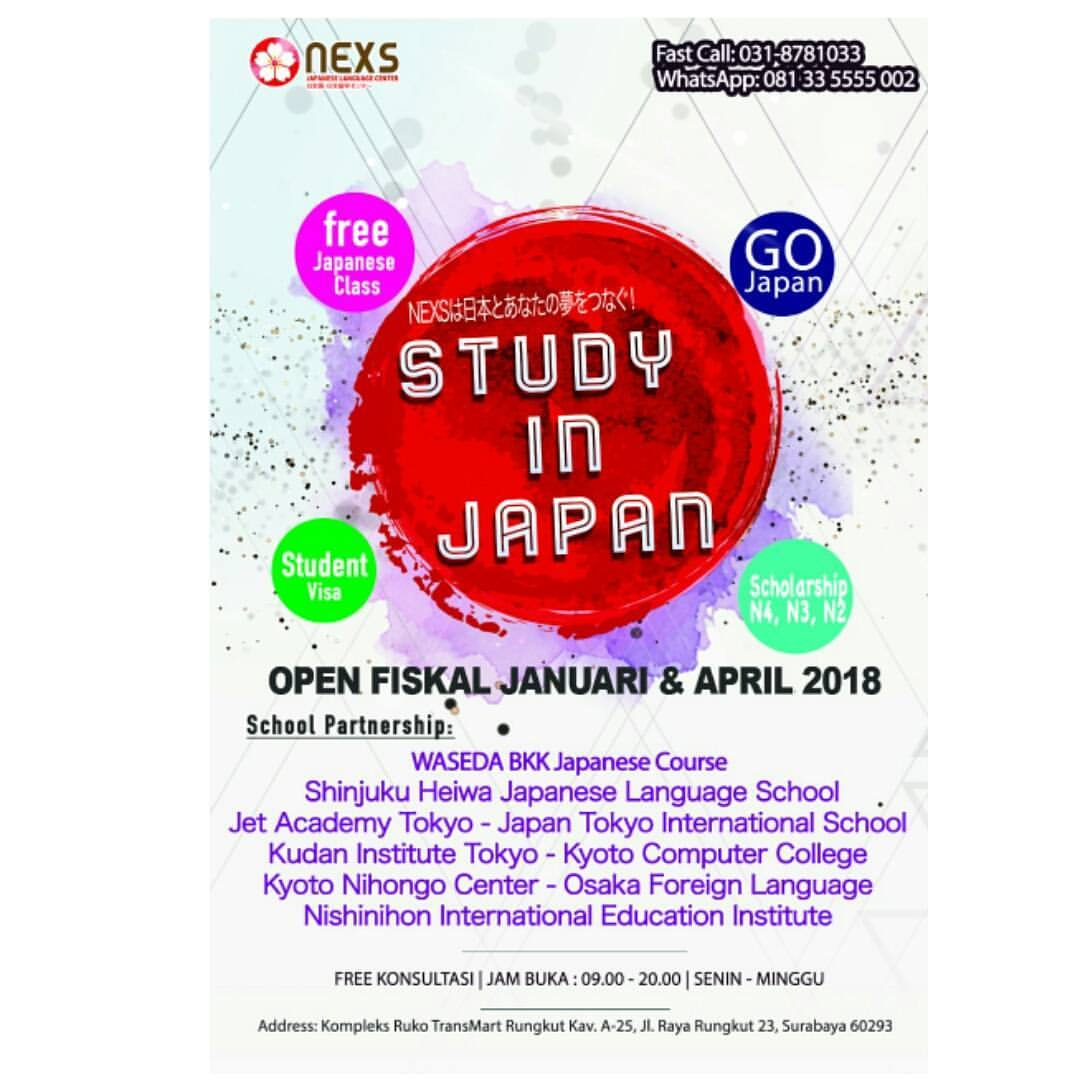 Konsultan Pendidikan ke Jepang di Indonesia
