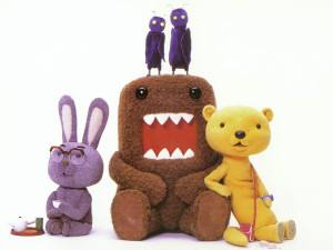 domo and friends