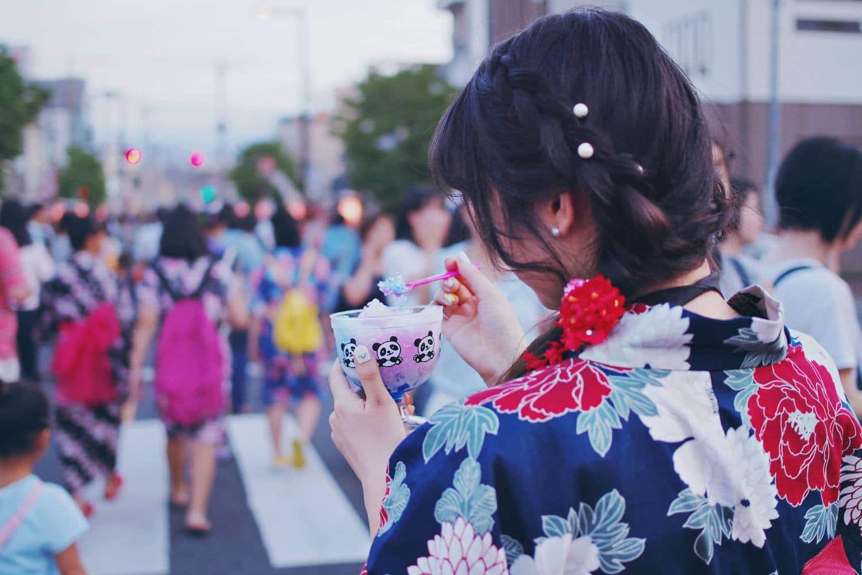 Kebiasaan Orang Jepang di Musim Panas (Natsu)