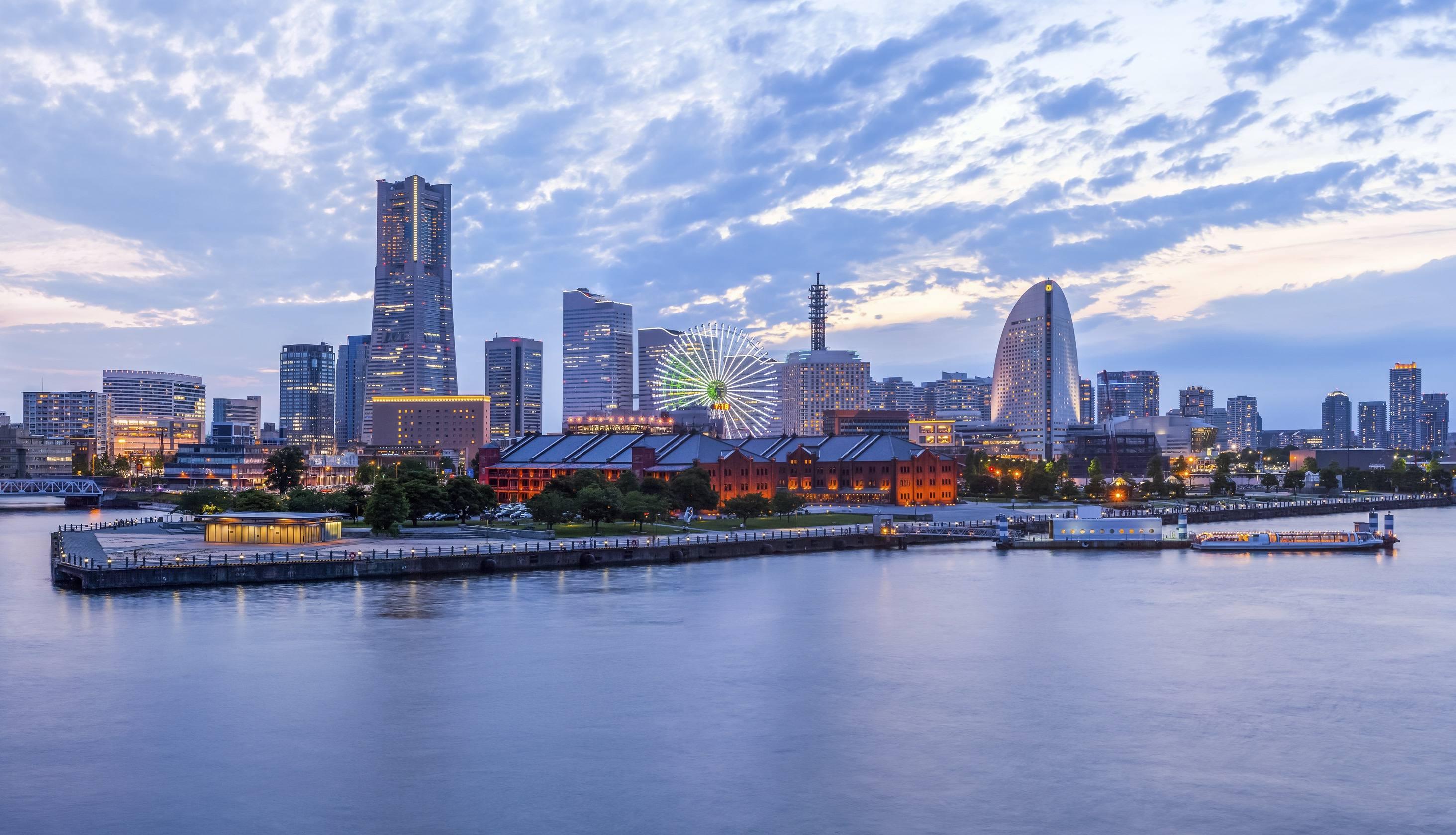 20 Spot Wisata Yokohama