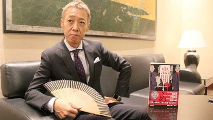 Bos Yakuza sering berkunjung ke Indonesia