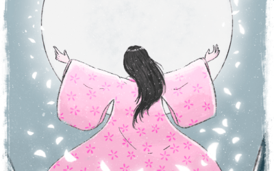 Kaguya Hime : Si Timun Emas Negeri Sakura