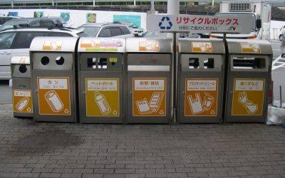 Serba Serbi Sistem Pembuangan Sampah di Jepang