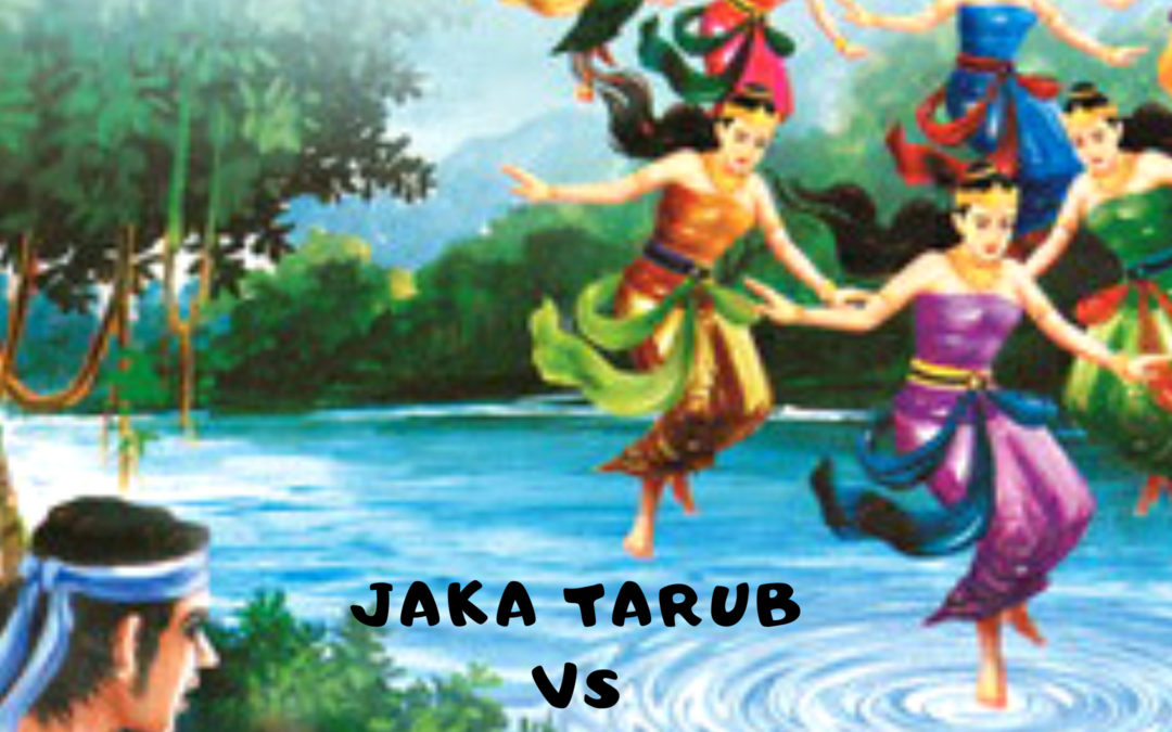 Jaka Tarub vs Ama No Hagoromo
