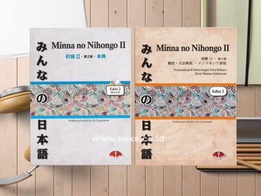 Minna no nihongo II edisi 2